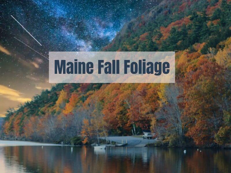 Best Ways To Enjoy Camden Maine in Fall