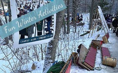 Fun Winter Activities in Camden Maine