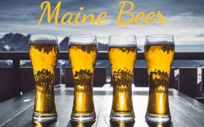 Beer Breweries In MidCoast Maine